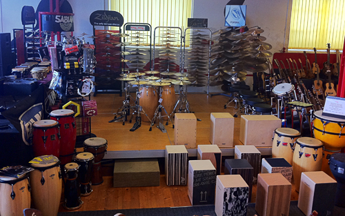 mufa percussion