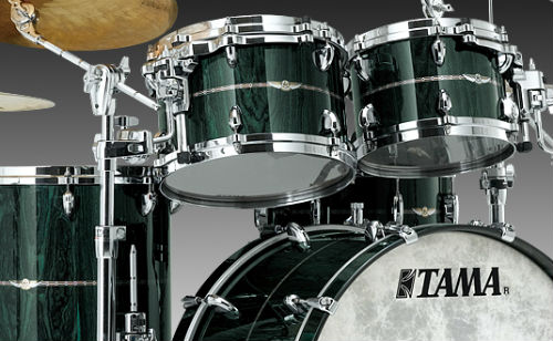 tama star dark green cordia