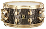 mapex black panther brass hand hammered III