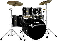 tama imperialstar hairline black II