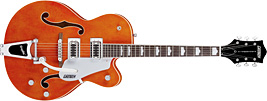 gretsch g5420t orange II